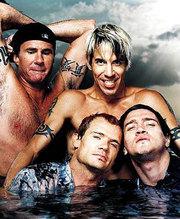 Билет на Red Hot Chili Peppers по номиналу - 400грн
