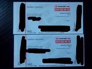 Билет на концерт Marilyn Manson 2.08